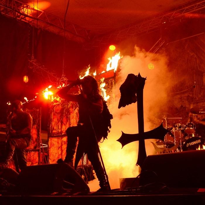 Heavy Black Metal Bands in Sweden